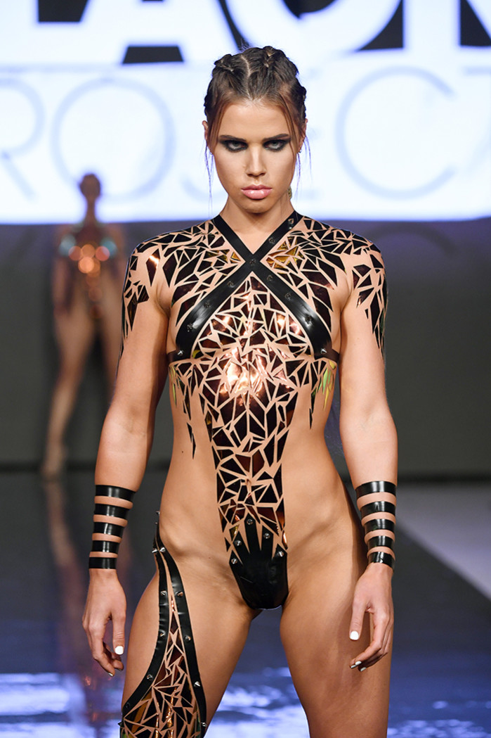 BLACK TAPE PROJECT At Miami Swim Week Powered By Art Hearts Fashion Swim/Resort 2019/20