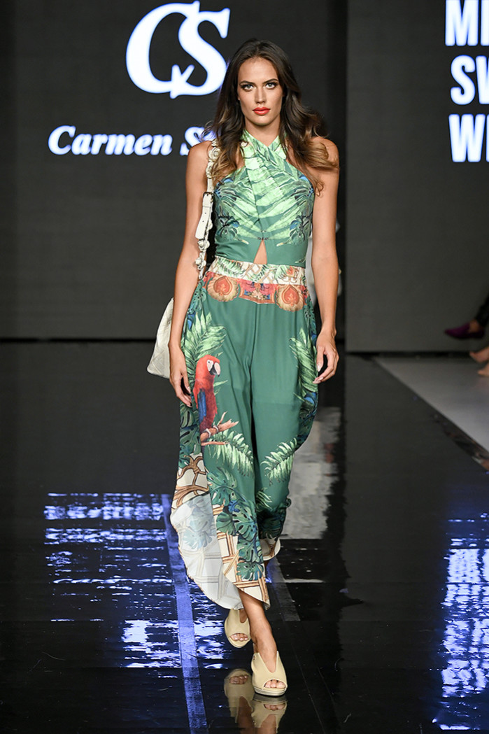 CARMEN STEFFENS At Miami Swim Week Powered By Art Hearts Fashion Swim/Resort 2019/20