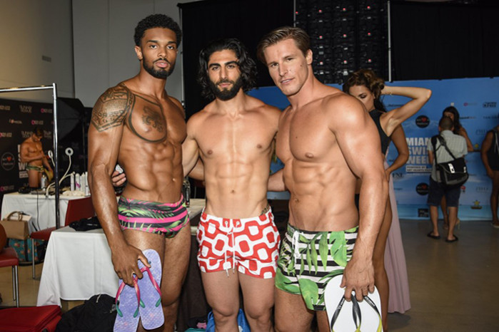 Fernando Alberto Atelier Miami Swim Week Powered by Art Hearts Fashion Backstage Vibes
