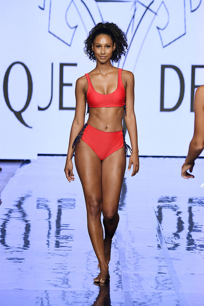 JACQUE DESIGN SWIM At Miami Swim Week Powered By Art Hearts Fashion Swim/Resort 2019/20