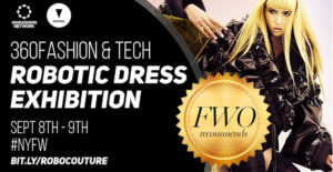 ROBOTIC DRESS Exhibition - Save 15%