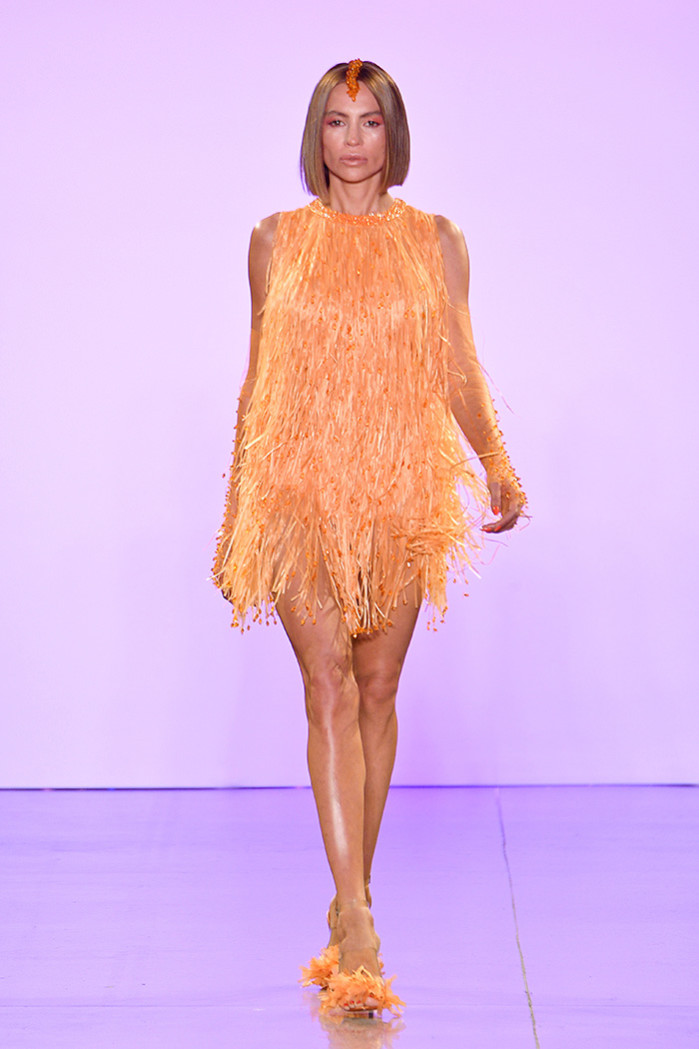Afffair S/S20 - Runway - September 2019 - New York Fashion Week: The Shows