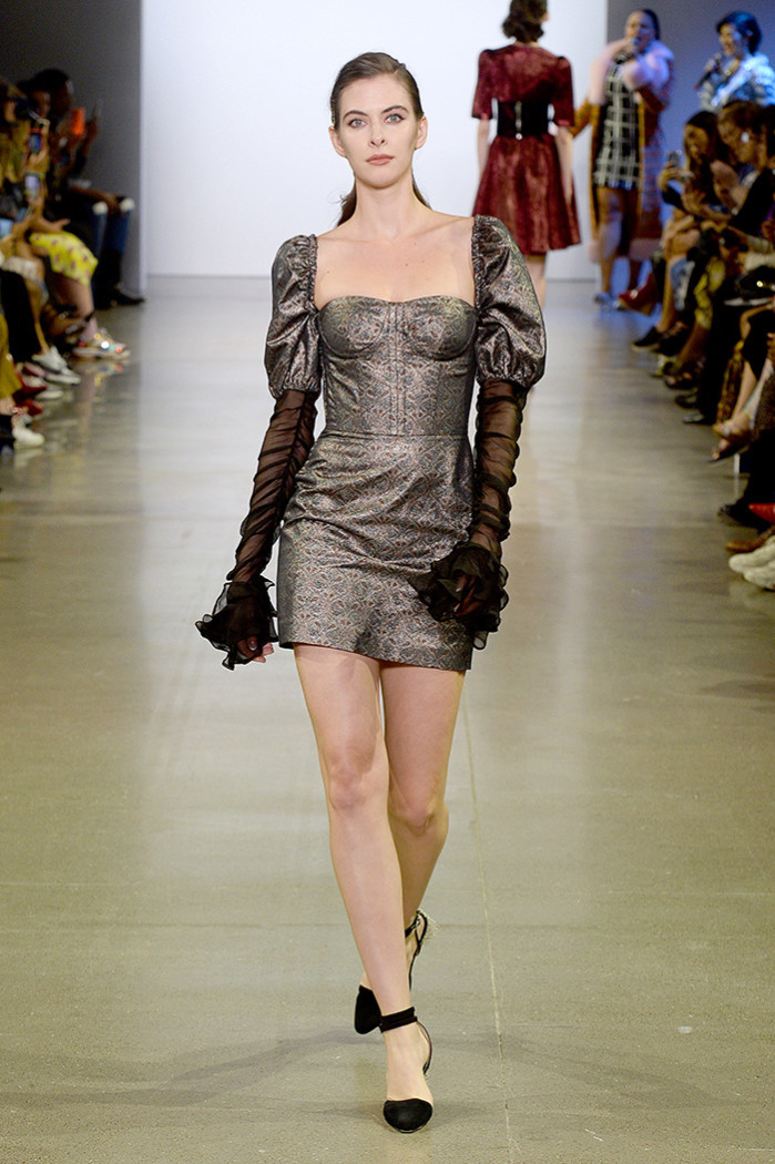 Vivienne Hu Spring/Summer 2020 New York Fashion Week Runway Show