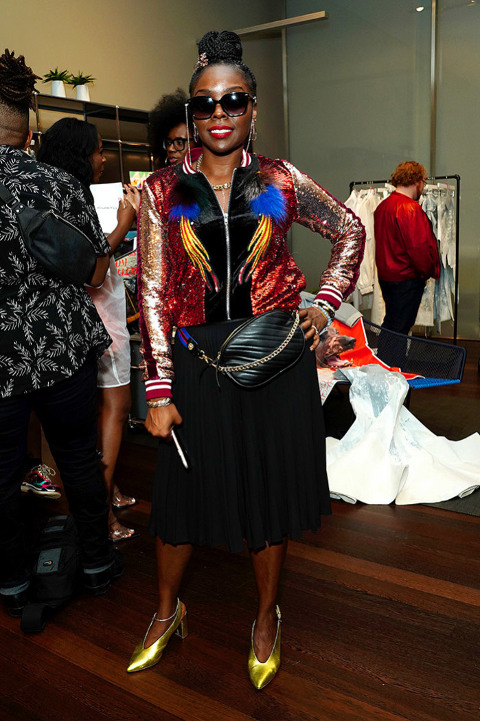 Swiss Touch Presents Mode Suisse At NYFW