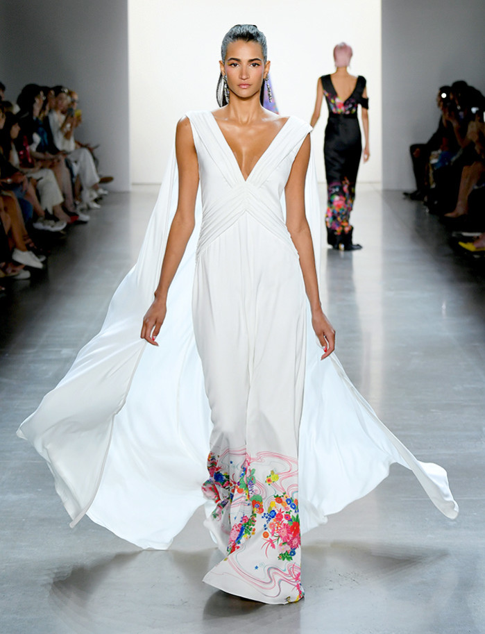 Tadashi Shoji Spring Summer 2020 - Runway - New York Fashion Week: The Shows