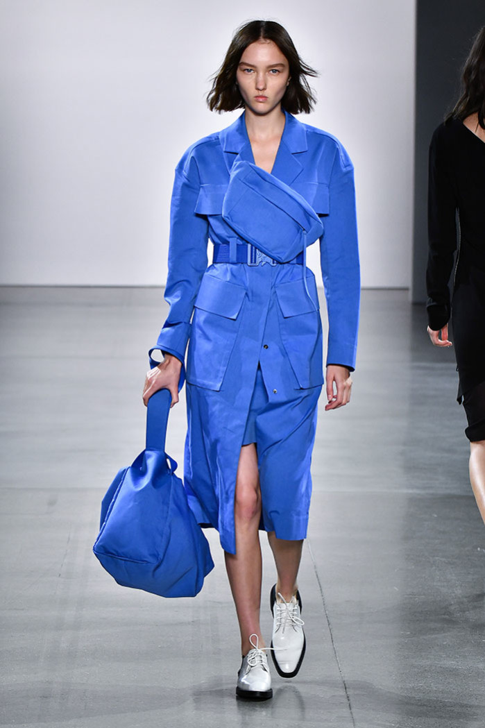 China Day - Lily, Spring 2020, New York Fashion Week, September 8 2019