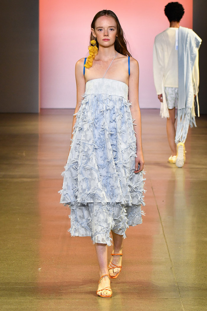 China Day - Xu Zhi, Spring 2020, New York Fashion Week, September 8 2019