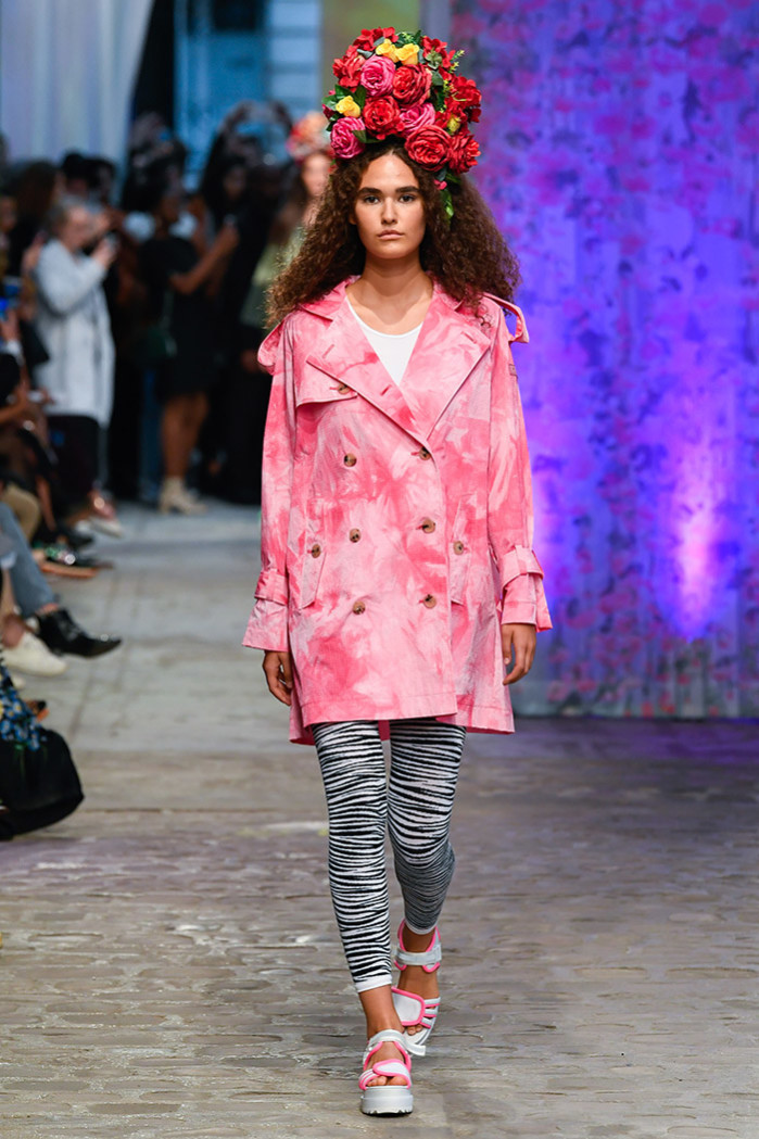Women Ready to wear, summer 2020, fashion week, Paris, Fra, from the house of Tatras