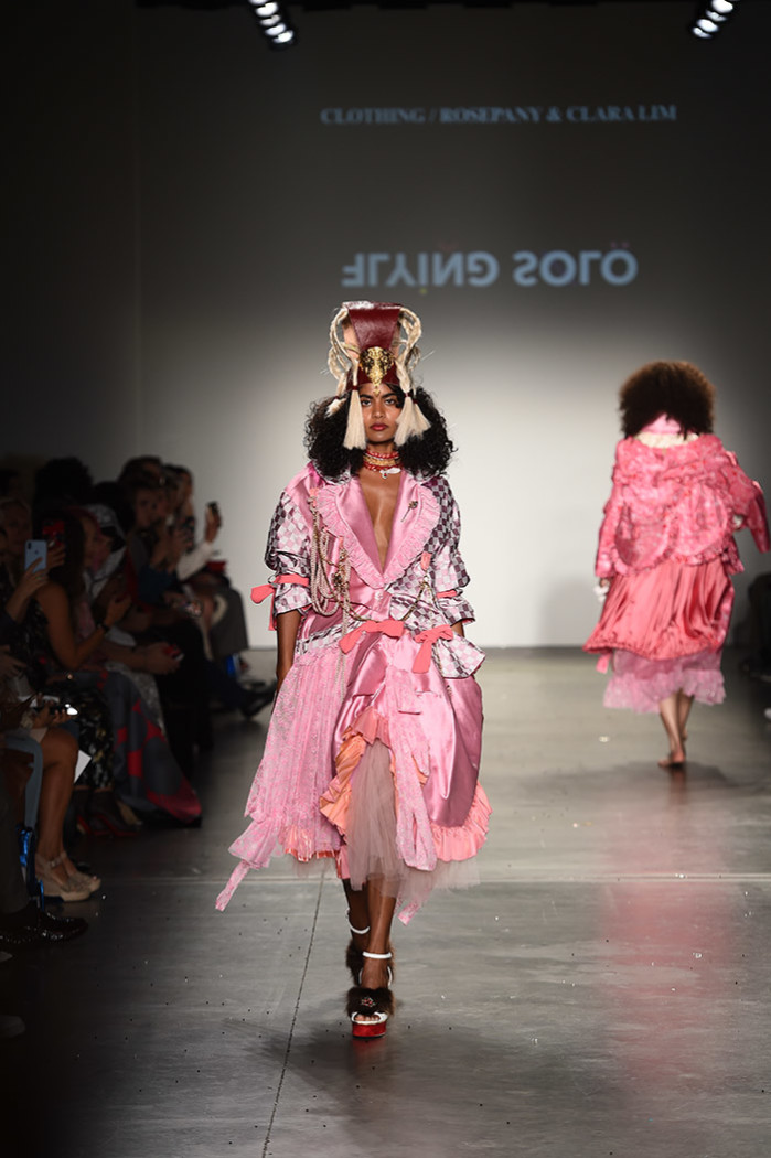 Flying Solo Runway Show September 2019 Part 2
