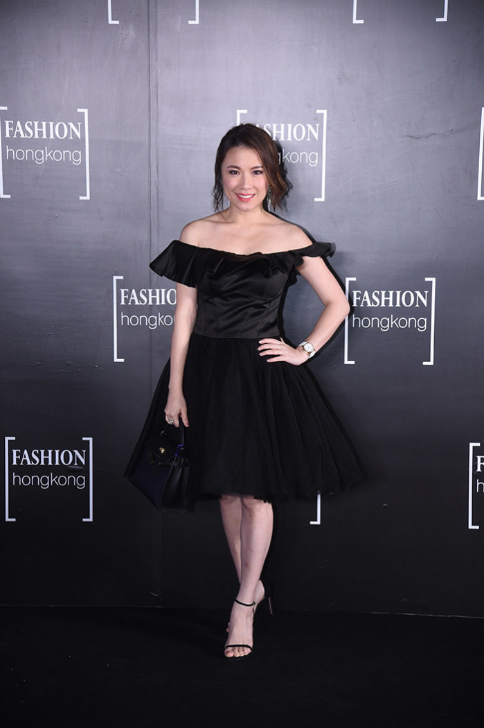 Celebrities at FASHION HONG KONG RUNWAY SHOW (2)