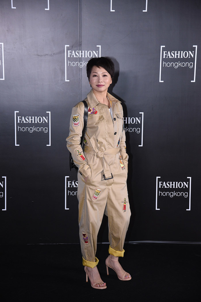 Celebrities at FASHION HONG KONG RUNWAY SHOW (3)
