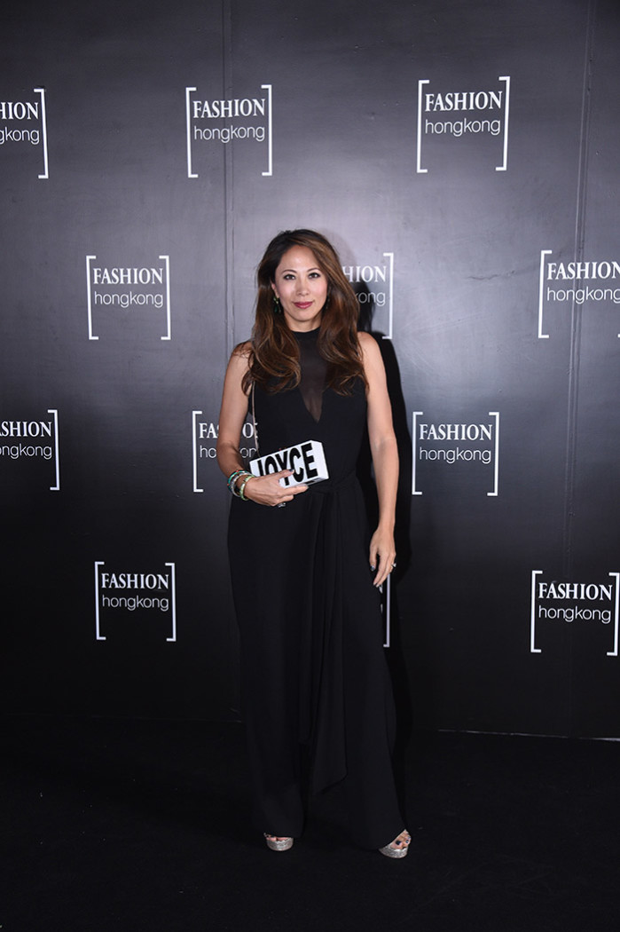 Celebrities at FASHION HONG KONG RUNWAY SHOW (4)