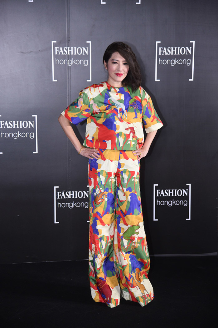 Celebrities at FASHION HONG KONG RUNWAY SHOW (6)