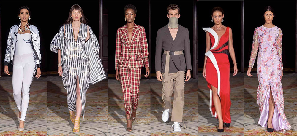Oxford Fashion Studio Presents 16 Diverse Designers In Paris During Fashion Week At The Intercontinental Le Grand Fashion Week Online