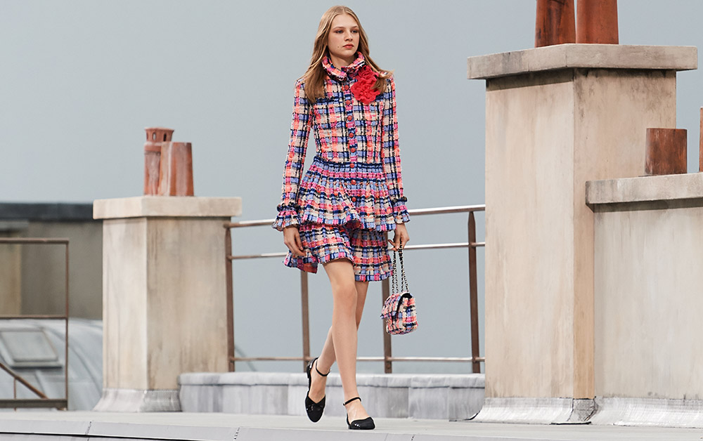 Chanel Summer 2020.Chanel Spring Summer 2020 Ready To Wear Collection Fashion