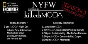NYFW hiTechMODA Fashion Event