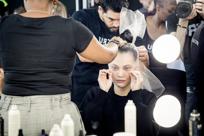 Flying-Solo-NYFW-Models-Makeup