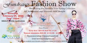 (Florida) Hermilia Yves Fundraiser Fashion Show