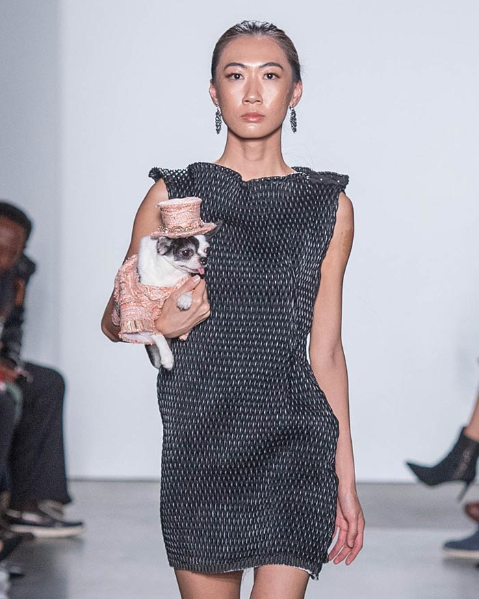 Anthony Rubio, NYFW, Canine Couture, Womens Wear, 2020 DSC_6741