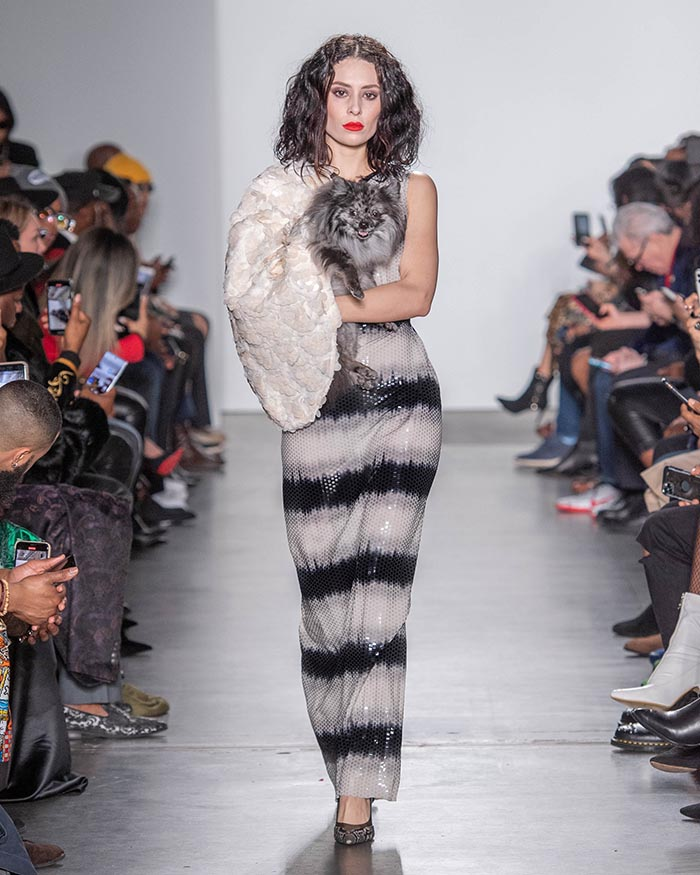 Anthony Rubio, NYFW, Canine Couture, Womens Wear, 2020 DSC_7049 NEW