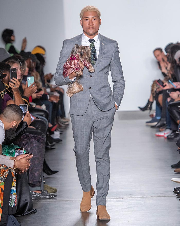 Anthony Rubio, NYFW, Canine Couture, Womens Wear, 2020 DSC_7096