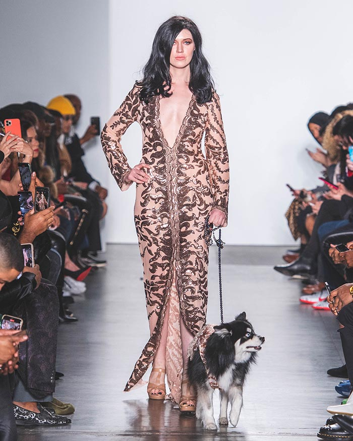 Anthony Rubio, NYFW, Canine Couture, Womens Wear, 2020 DSC_7579 NEW