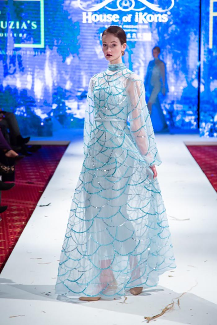 Fouzia's Couture by Rehan Ahmed Baley Photo by Pardesi Photo