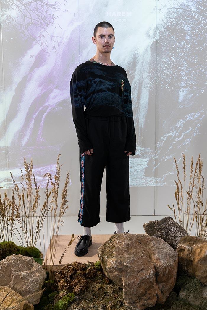 London Fashion Week Autumn Winter 2020 - Harem