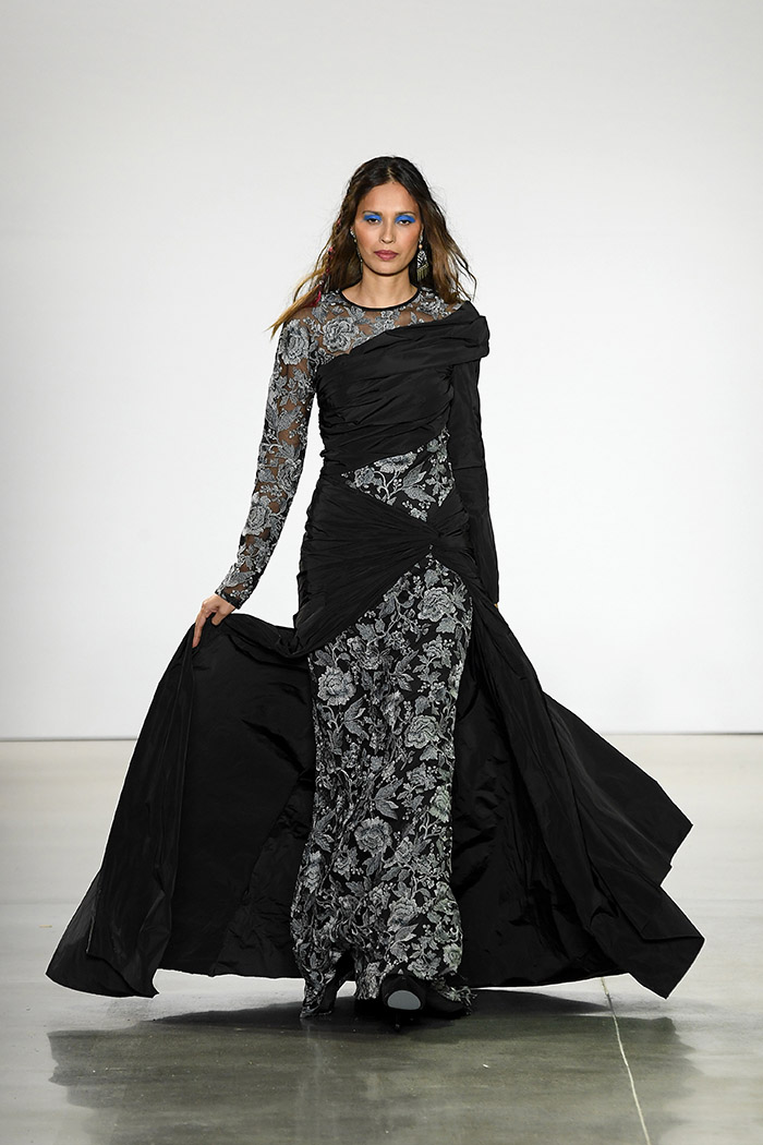 Tadashi Shoji - Runway - February 2020 - New York Fashion Week: The Shows