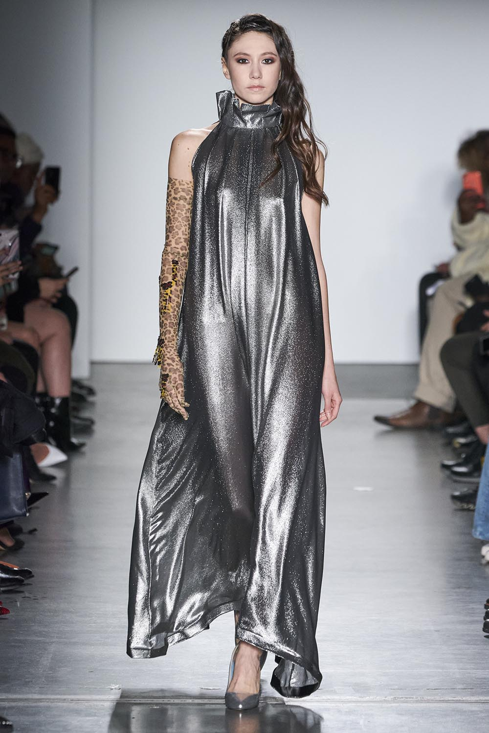 Caafd Selected Designers Received Rave Reviews During New York Fashion Week Fall Winter 2020 Showcase Fashion Week Online