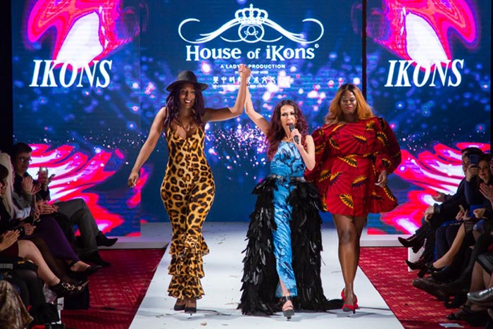 iKons Inspirational Women of the New Decade led by the CEO of House of iKons Photo by Pardesi Photo
