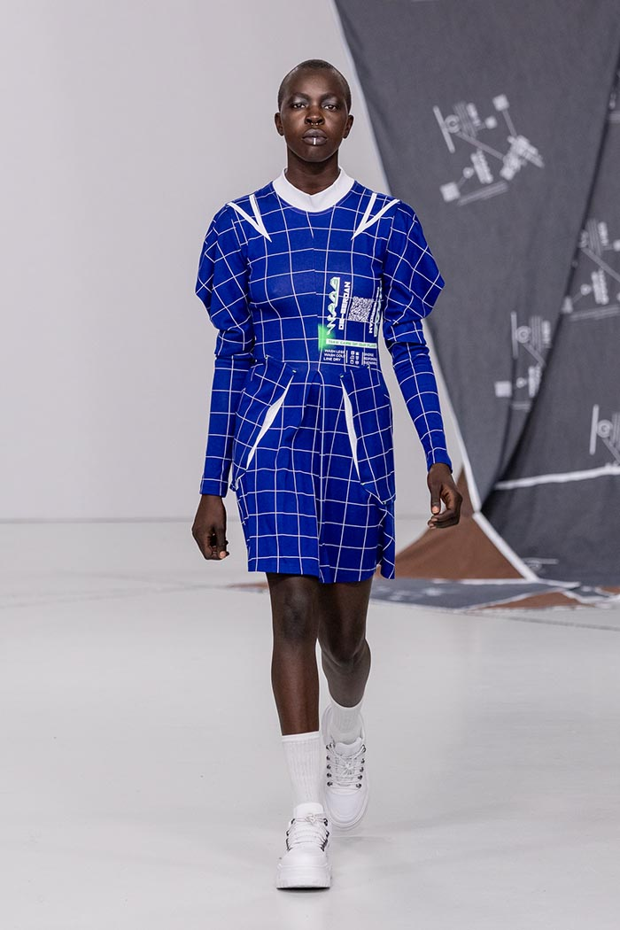 London Fashion Week Autumn Winter 2020 - DB Berdan