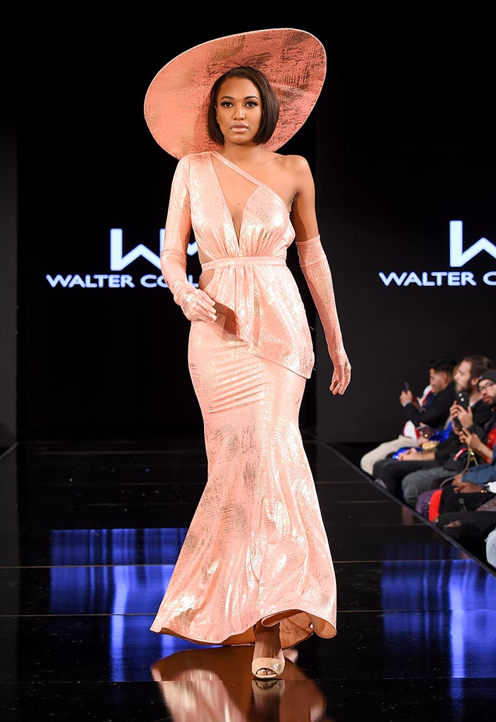 Walter Collection At New York Fashion Week Powered By Art Hearts Fashion NYFW 2020