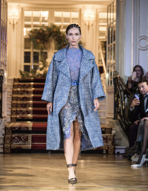 A Look Back At Yolancris Fall Winter 2020 During Paris Fashion Week Fashion Week Online