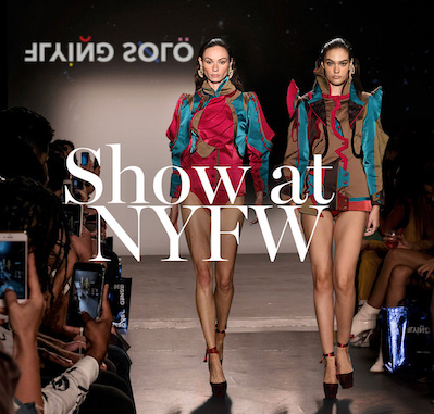 Official Nyfw Schedule Fashion Week Online