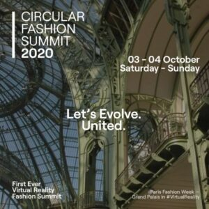 Circular Fashion Summit 2020 - VR edition