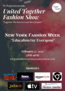 New York Fashion Week | Education For Everyone