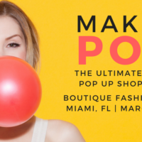 Inaugural Boutique Fashion Weekend March 2 - 3, 2018 in Miami, FL